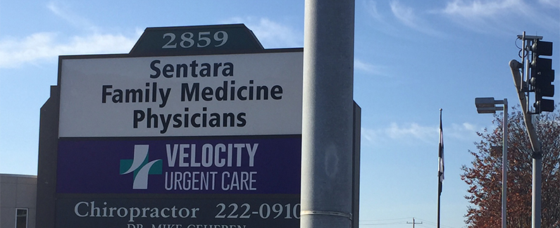 Velocity Urgent Care Center brings a new urgent care experience to Hampton Roads