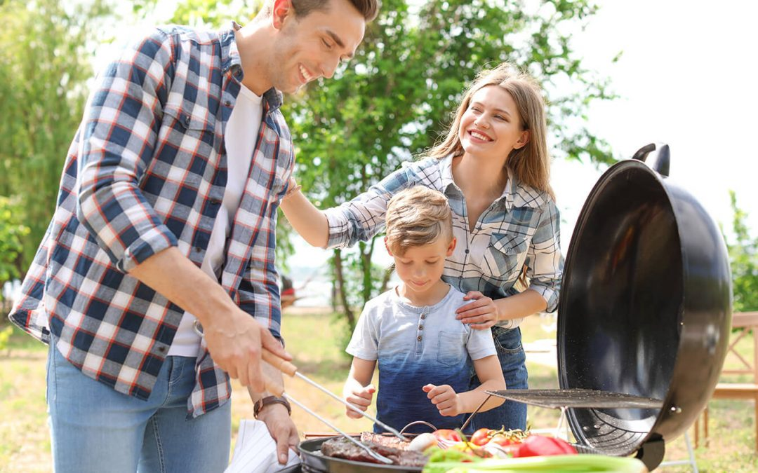5 Tips to Avoid Injuries and Accidents When Grilling This Summer
